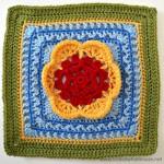 Block 12: Kaleidoscope Blossom {Photo Tutorial}