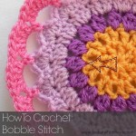How To Crochet:  Bobble Stitch