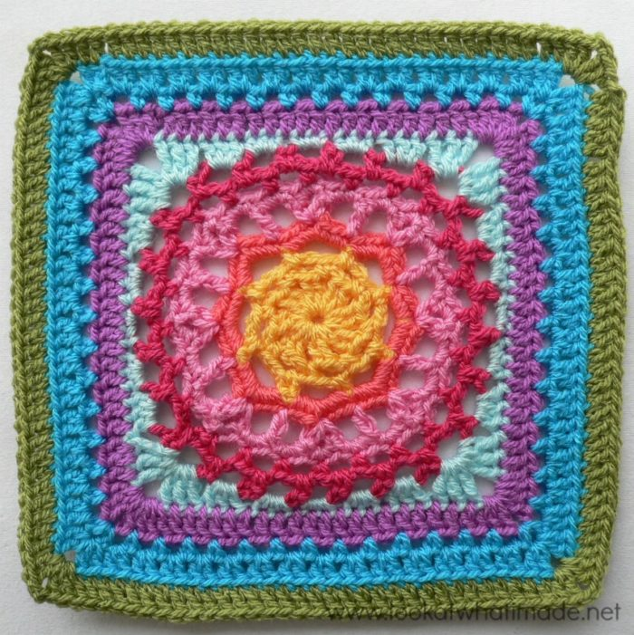 Mandala Square Photo Tutorial