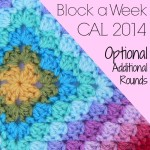 Block a Week CAL:  Optional Additional Rounds