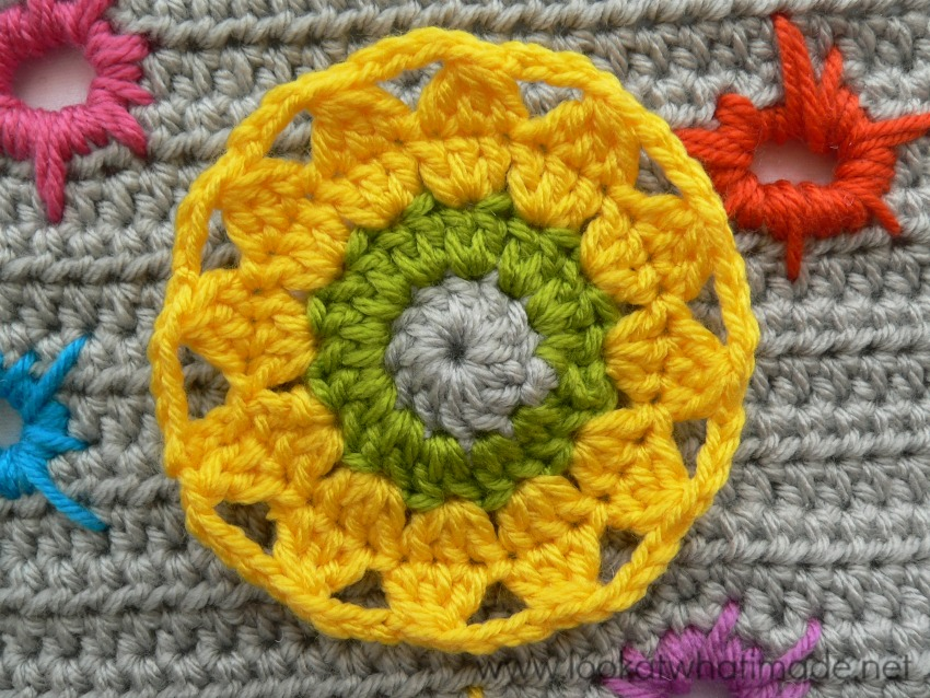 Crochet Stitches Dc3tog : How to Crochet: Cluster Stitch {Dc3tog} - Look At What I Made
