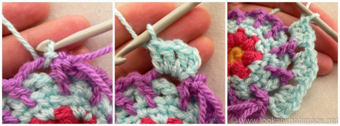 May Pole Square Photo Tutorial