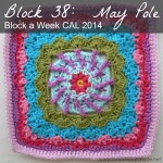 Block 38:  May Pole Square  {Photo Tutorial}