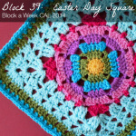 Block 39:  Easter Day Square {Photo Tutorial}