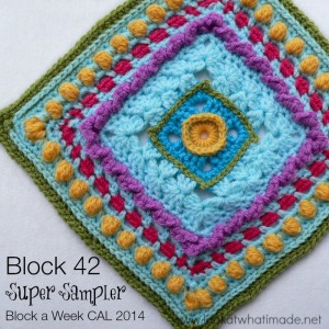 Block 42:  Super Sampler Square