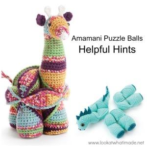 Amamani Puzzle Balls – Helpful Hints