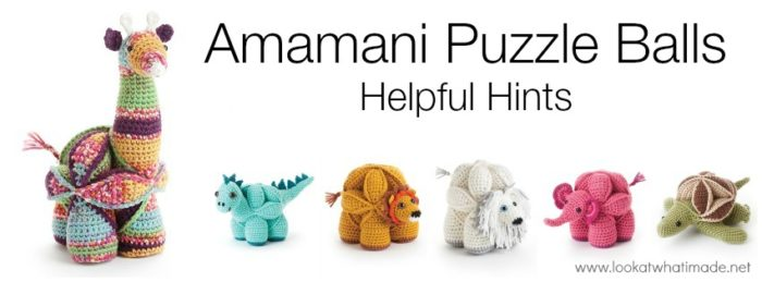 Amamani Puzzle Balls Helpful Hints