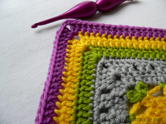 How to Crochet Betty's Beautiful Border