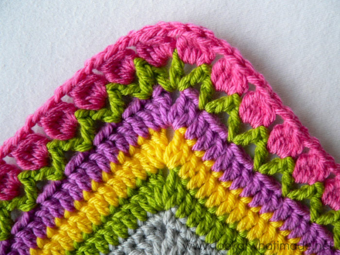 Crocheting Borders : How to Crochet: Bettys Beautiful Border {Photo Tutorial} - Look At ...