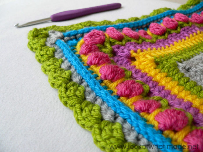 Crocheting Corners : How to Crochet: Bettys Beautiful Border {Photo Tutorial} - Look At ...