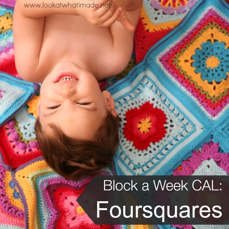 Foursquares Block a Week CAL 2014