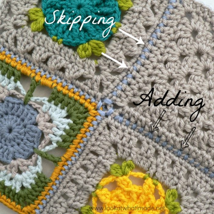 Joining Crochet Squares Part 4 Joining Crochet Squares With