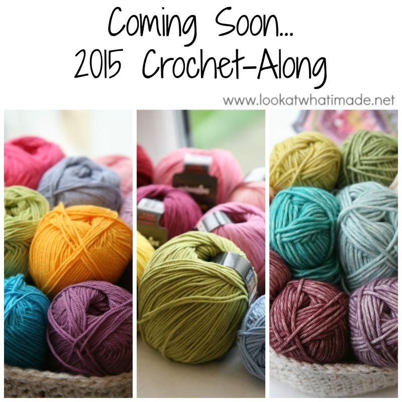 2015 Crochet-along (CAL)
