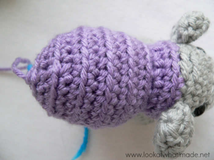 Shorn the Sheep Crochet Sheep Pattern