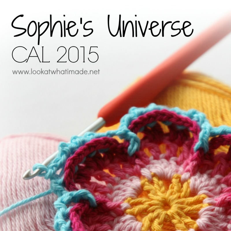 Sophie's universe button