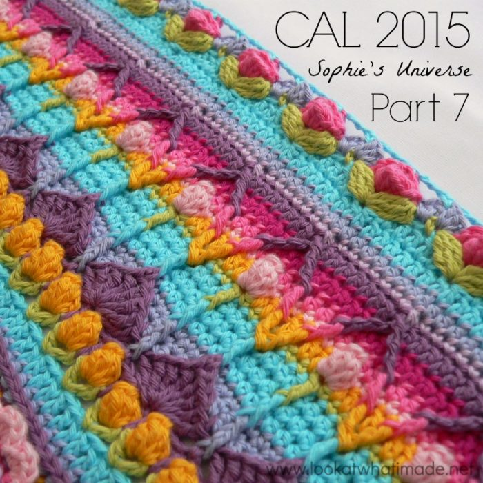 Crochet Along Projects 2016 Related Keywords & Suggestions - Crochet ...