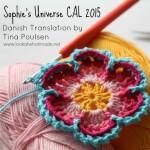 Sophie's Universe CAL 2015 {Danish}