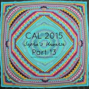 Sophie's Universe Part 13  {CAL 2015}
