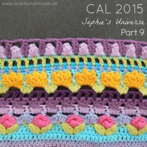 Sophie's Universe Part 9  {CAL 2015}