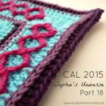 Sophie's Universe Part 18  {CAL 2015}
