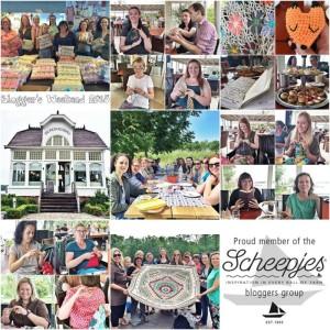 Scheepjes Bloggers Weekend 2015