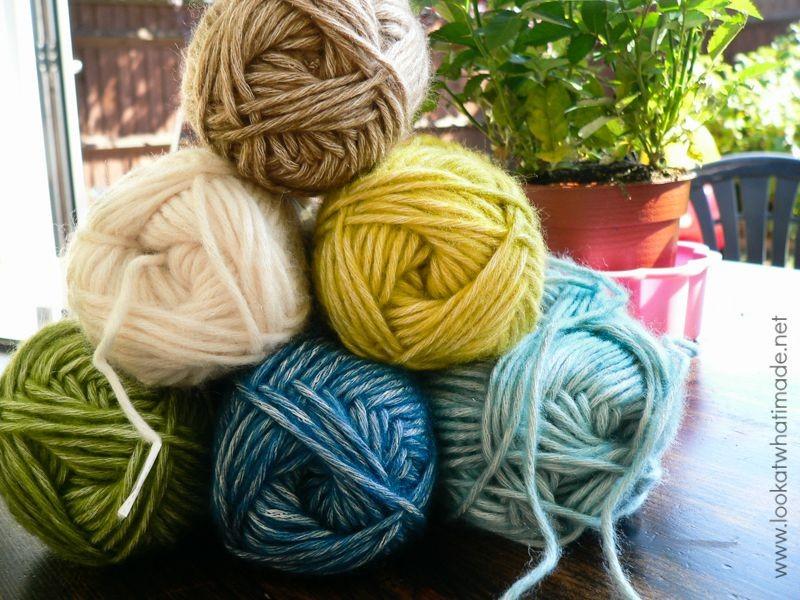 Lookatwhatimade Scheepjes Stonewashed XL Crochet