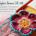 Sophie's Universe CAL 2015 {Swedish}