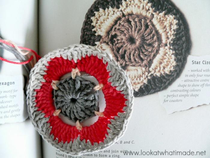 Crochet Workshop Erika Knight Star Flower
