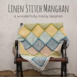 Linen Stitch Manghan Pattern