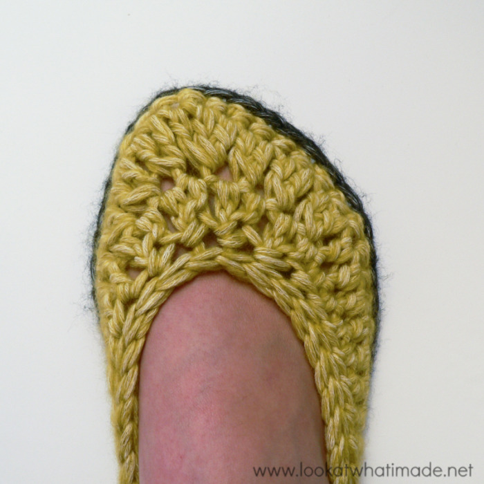 Chunky Crochet Slippers Pattern