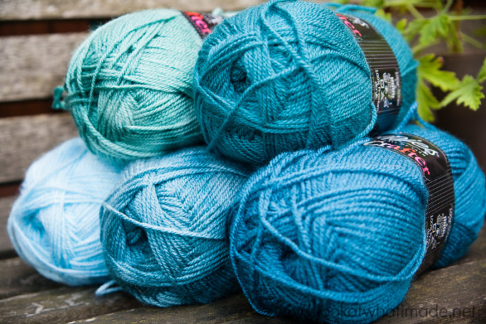Scheepjeswol Colour Crafter Acrylic Yarn
