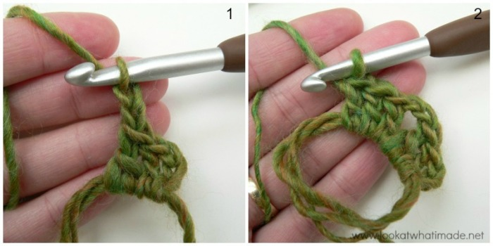 How to Crochet: Continuous Solid Square ⋆ Look At What I Made
