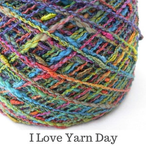 I Love Yarn Day 2015