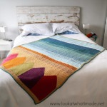 Summer in Swanage Crochet Blanket Pattern