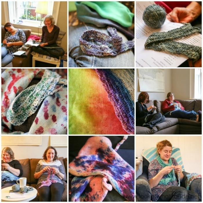 Most Amazing Crochet Weekend