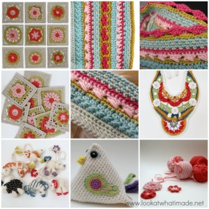 Celebrating Crochet Pastels!