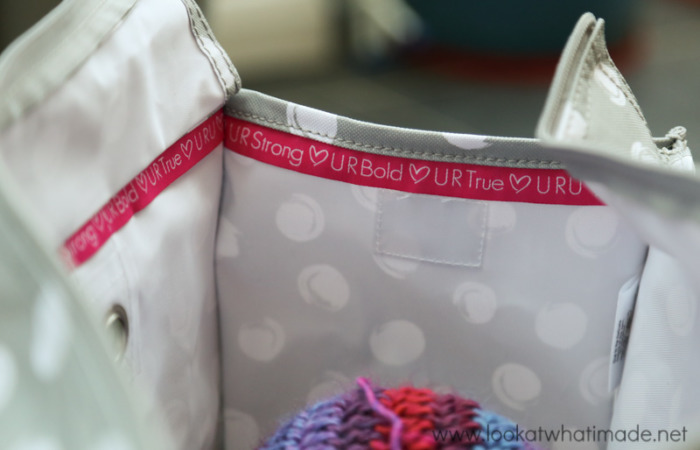 Zip-Top Organizing Utility Tote Giveaway