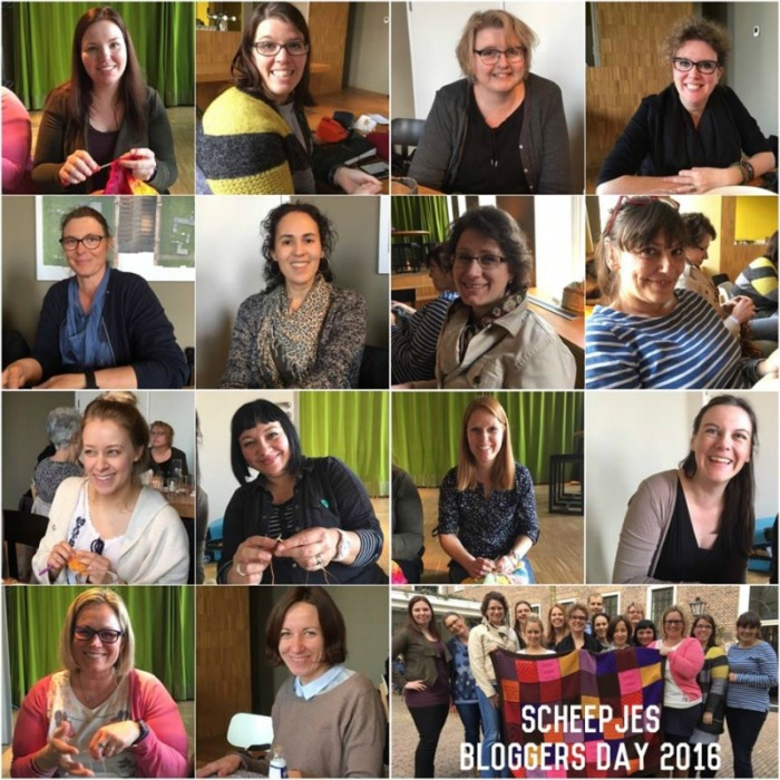 Scheepjes Bloggers Weekend 2016