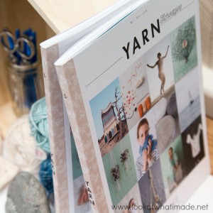 YARN Bookazine:  The Sea Issue {A New Collectable Magazine}