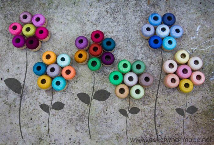 Scheepjes Maxi Bonbon Flowers