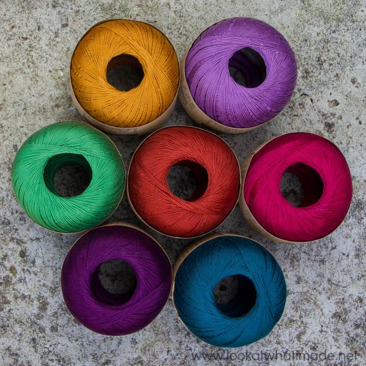 Scheepjes Maxi Bonbon Second Colourway