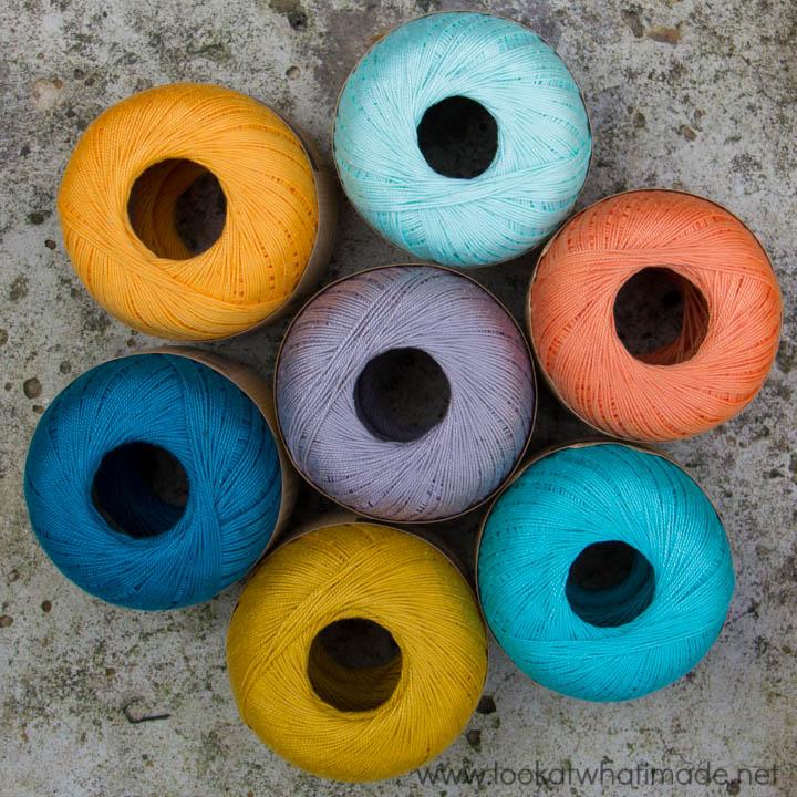 Scheepjes Maxi Bonbon Sixth Colourway