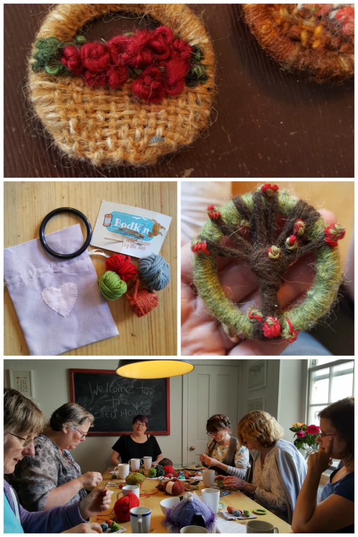 Devon Sun Yarns Retreat With Dedri Uys October 2016