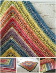 Namaqualand Blanket Pattern