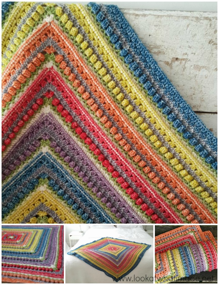 Namaqualand Blanket Pattern Look At What I Made