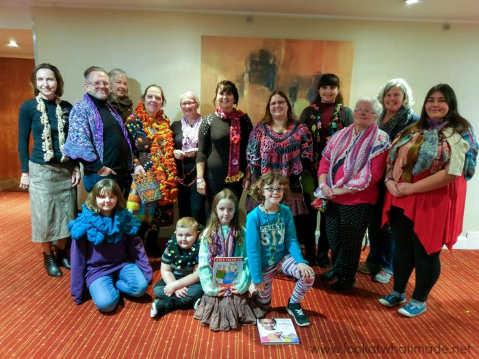 Waltham Abbey Wool Show 2017