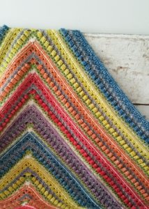 Show and Tell:  Namaqualand Blanket