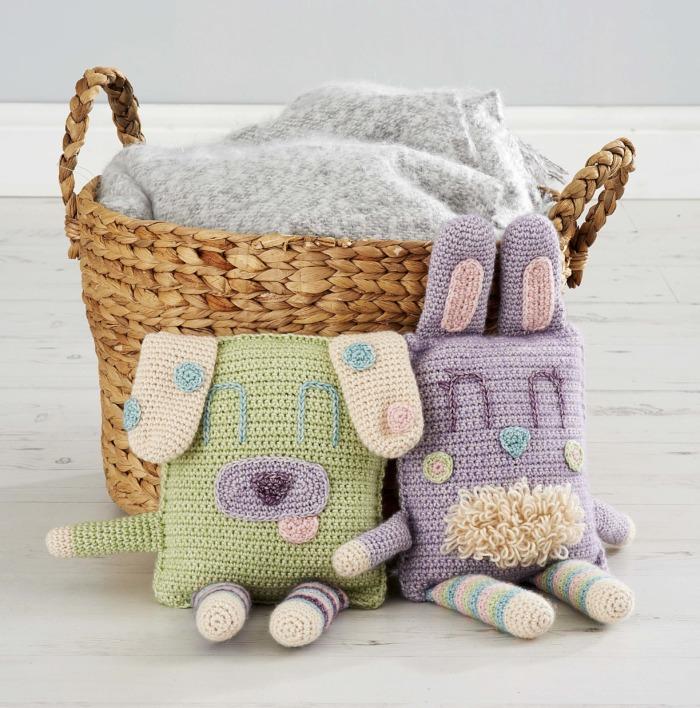 Friendly Soft Toys by Carmen Jorissen