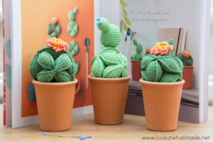 YARN 3:  The Tropical Issue and My Crochet Cactus Puzzle Balls