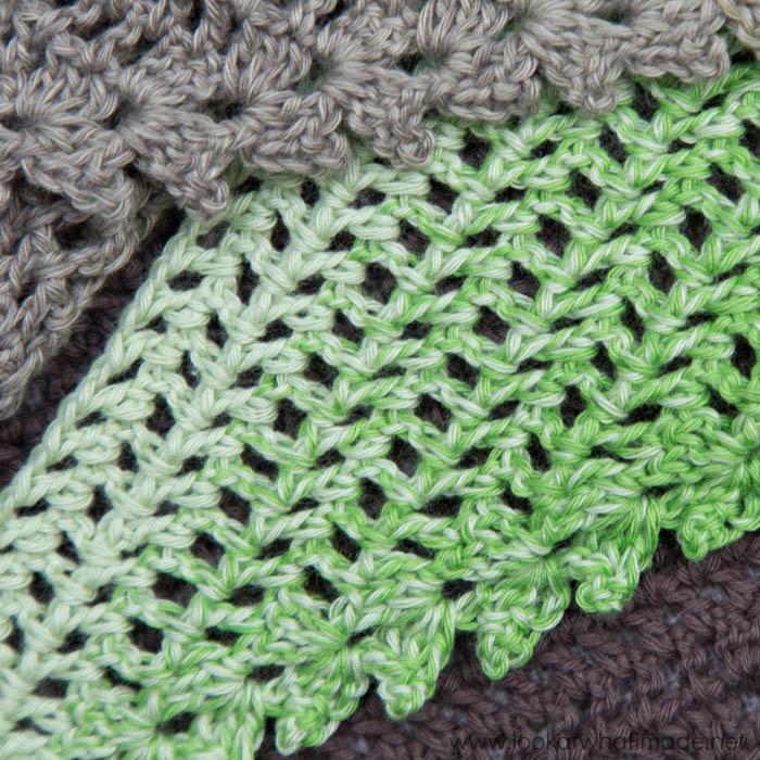 My Story Crochet Shawl Whirl